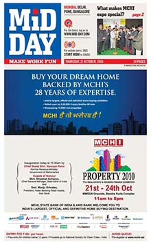 Mid Day Classified Ad Booking Online | Myadvtcorner